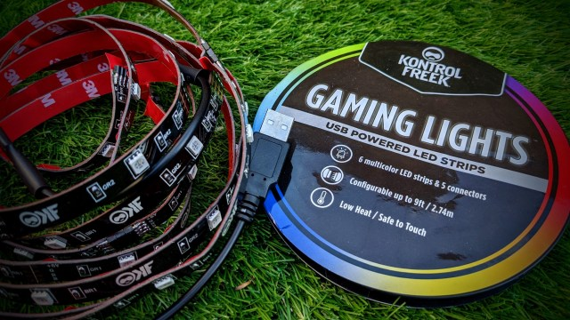 kontrolFreek Gaming Lights Review 1