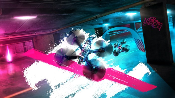 Liftoff Drone Racing xbox