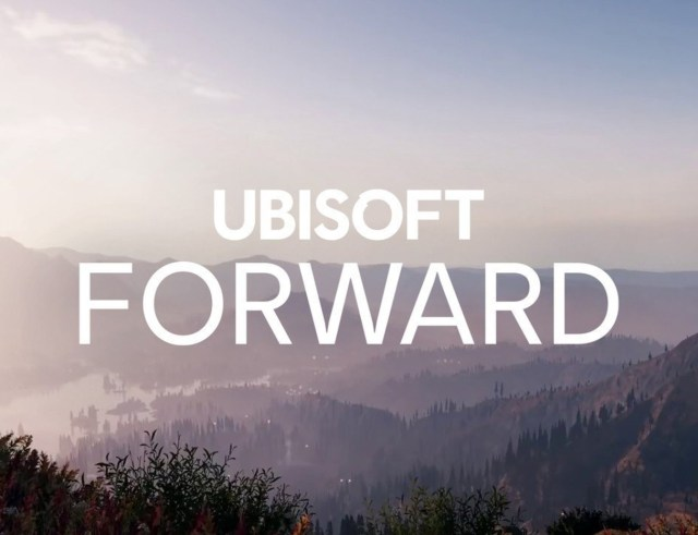 ubisoft forwrd event