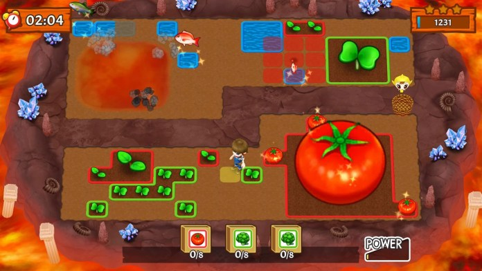 Harvest Moon: Mad Dash Xbox