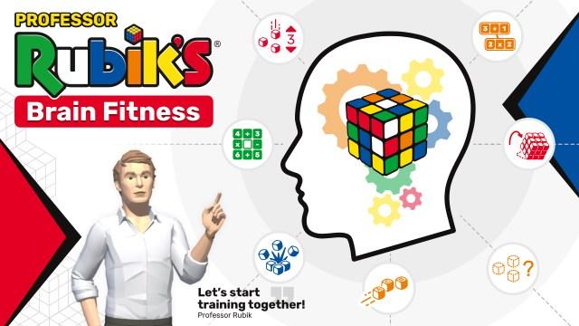 Professor Rubik's Brain Fitness xbox one