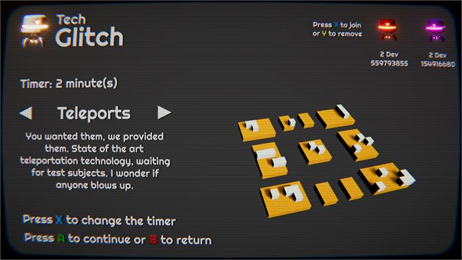 Tech Glitch Review