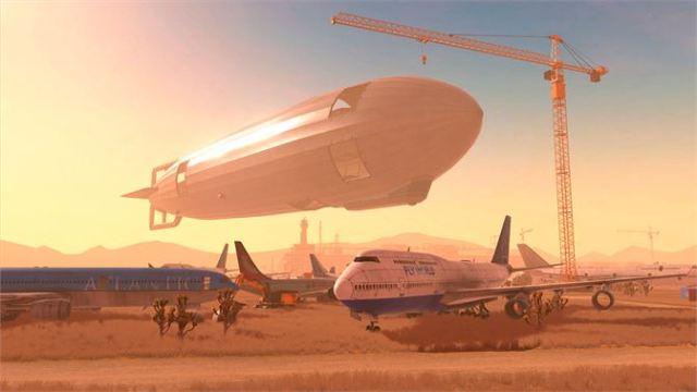 The Drone Racing League Simulator Xbox
