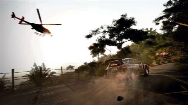 WRC 9 Xbox