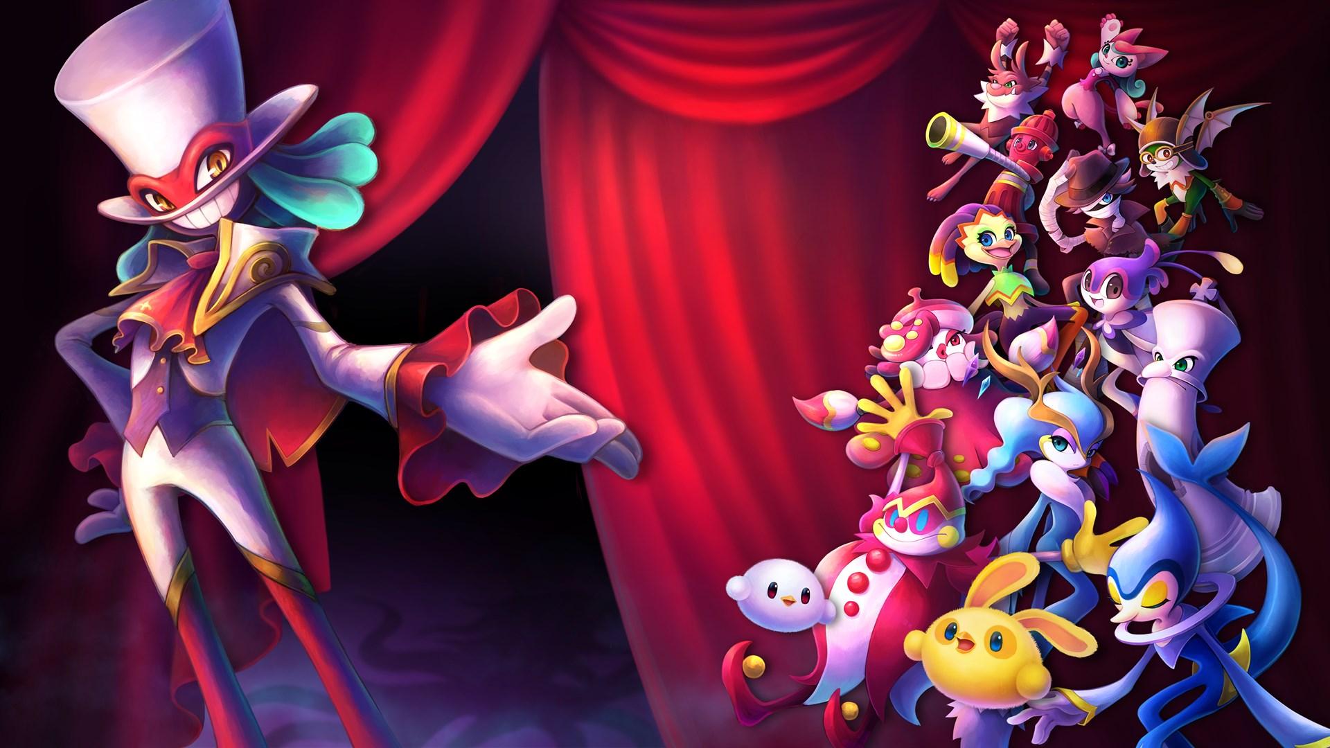 3D Platformer Balan Wonderworld Gets A March PS5 And PS4 Release Date