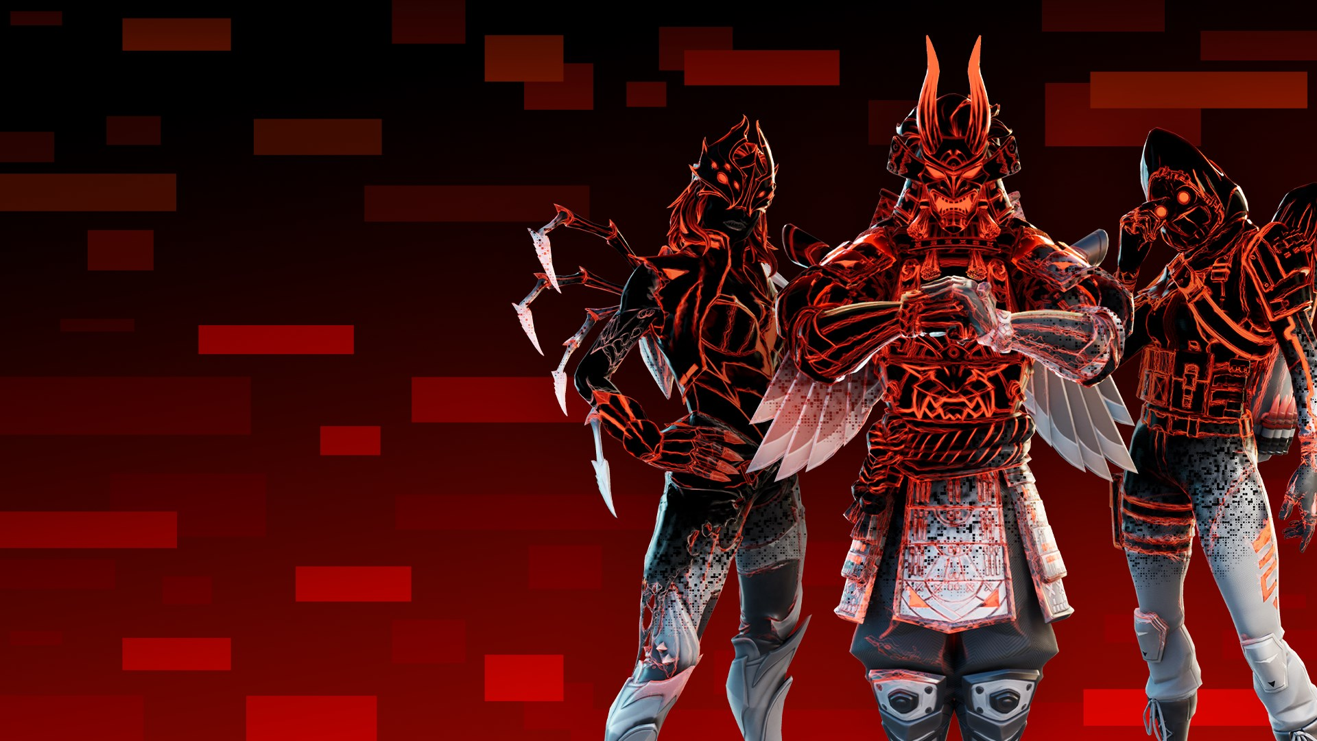 Fortnite Black Legends Bundle The Corrupted Legends Come To Fortnite Thexboxhub