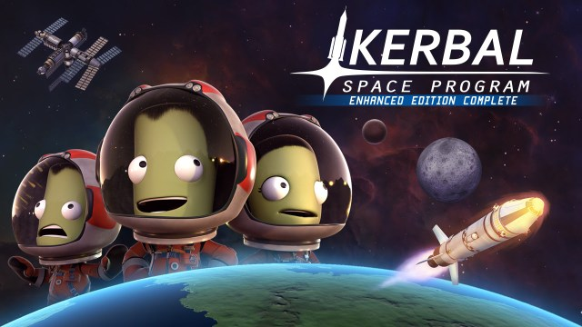 kerbal space program enhanced edition complete