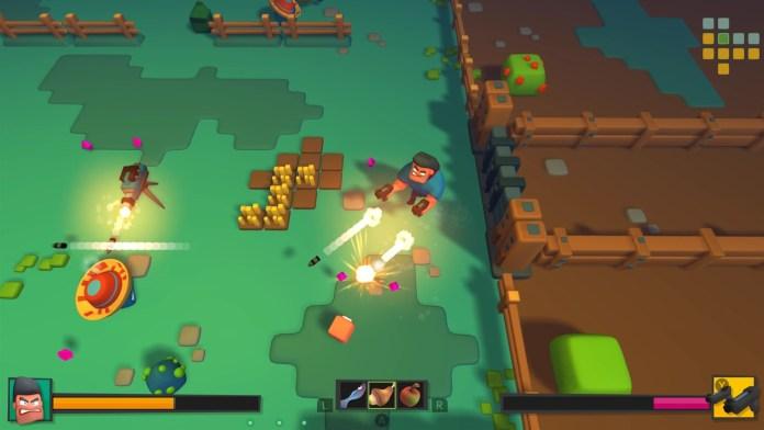 MonsterBlast Game
