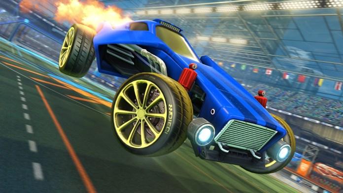rocket league f2p