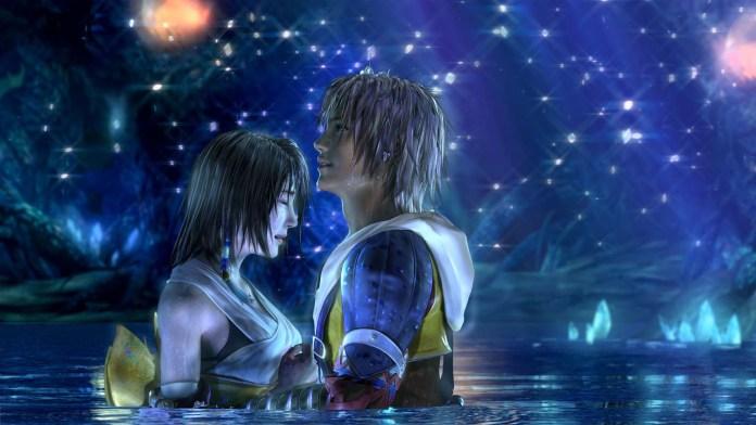 Final Fantasy PS2
