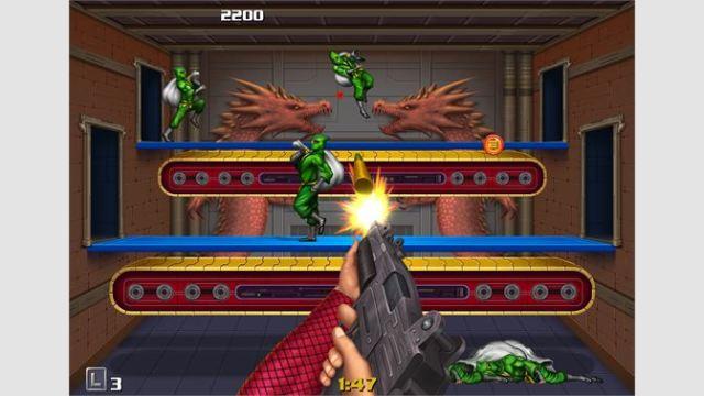 Shadow Gangs Xbox