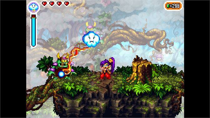 Shantae: Risky's Revenge - Director's Cut Review
