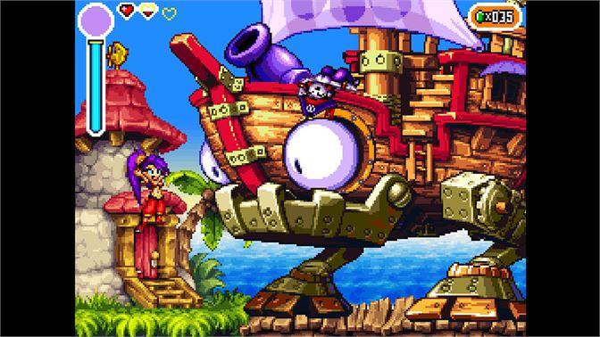 Shantae: Risky's Revenge - Director's Cut Xbox Review