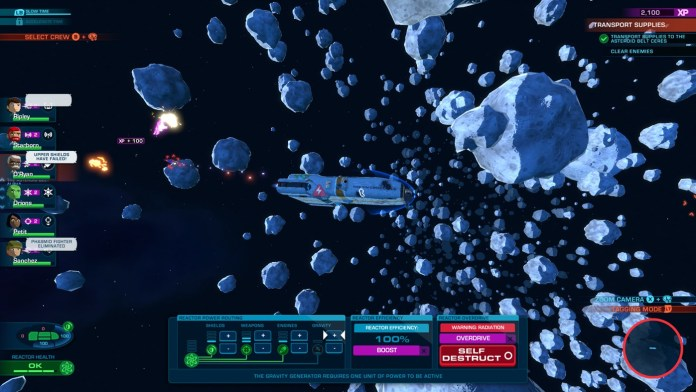 Space Crew Xbox Review