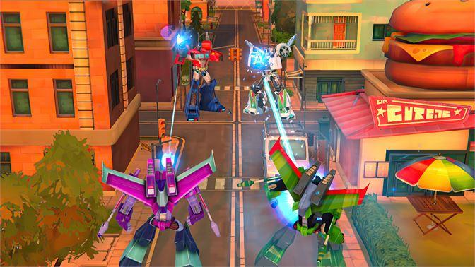 Transformers: Battlegrounds Xbox