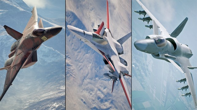 ace combat 7 25th anniversary dlc