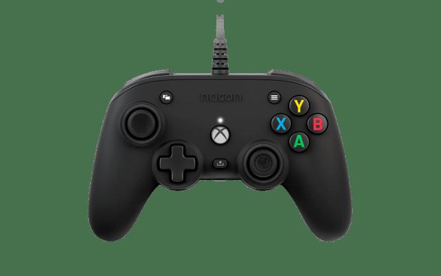 nacon XBOX-COMPACT-CONTROLLER-Black_01