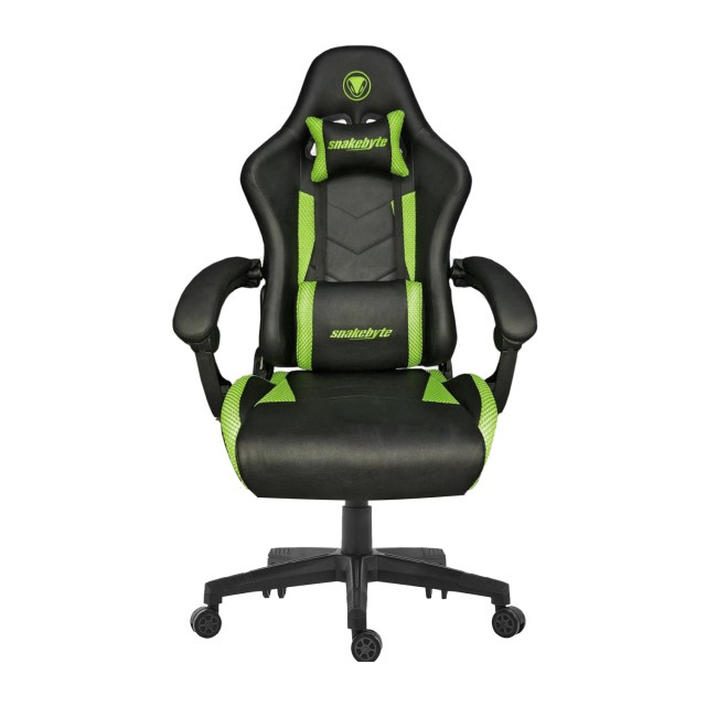 snakebyte gaming chair evo