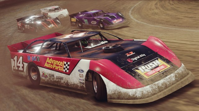 tony stewarts racing late model series