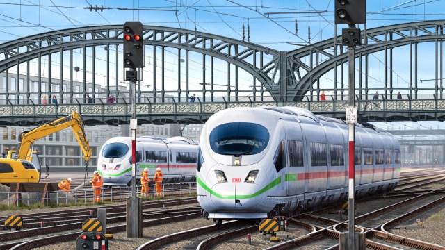 train sim world 2 Hauptstrecke München Augsberg