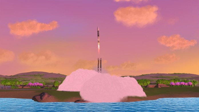 Mars Horizon Game