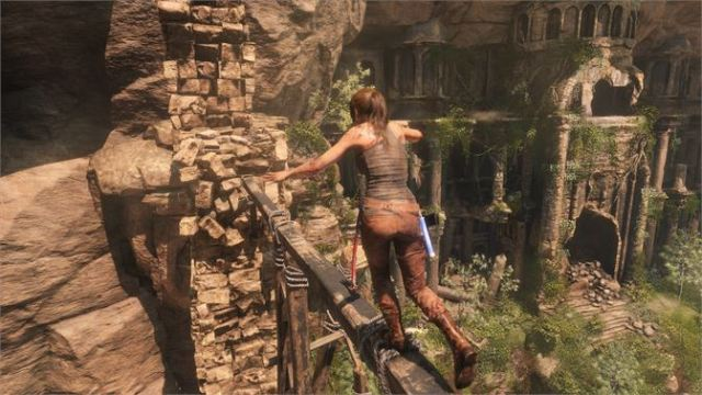 Rise of the Tomb Raider Xbox
