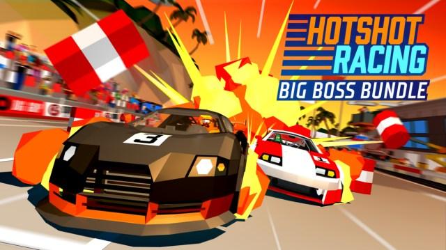 hotshot racing big boss bundle