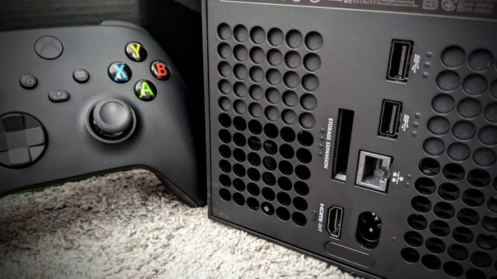 xbox series x console review 2