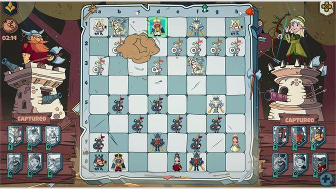 Brawl Chess - Gambit Review