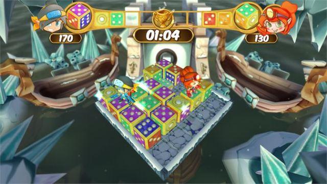 Cube Raiders Xbox Review