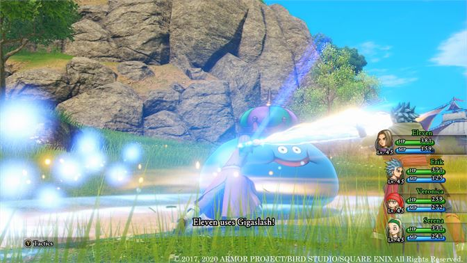 Dragon Quest XI S: Echoes of an Elusive Age - Definitive Edition Xbox