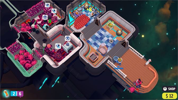 Out of Space: Couch Edition Xbox Review