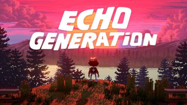 echo generation xbox