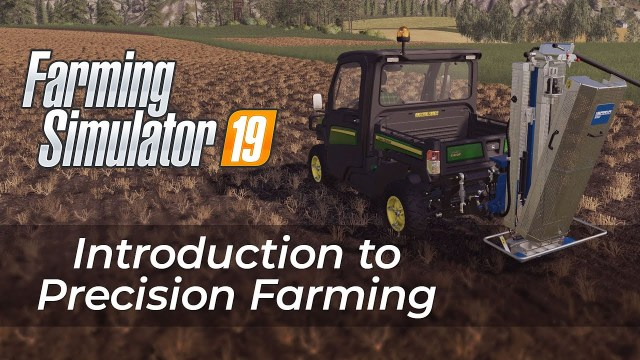 farming simulator 19 precision farming