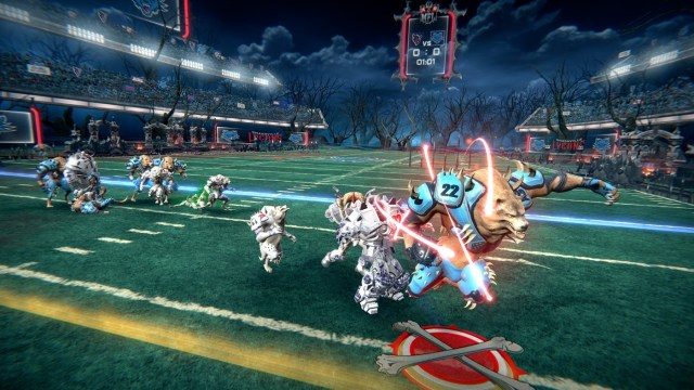 mutant football league gnashville
