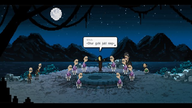 nine witches review xbox 4