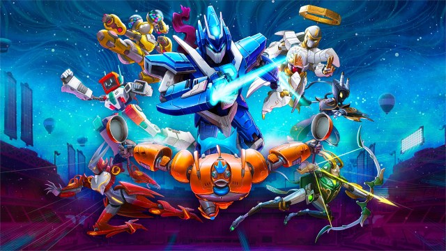override 2 super mech league xbox