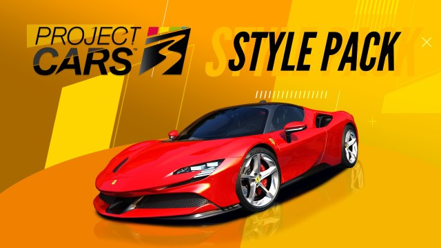 project cars 3 style pack dlc