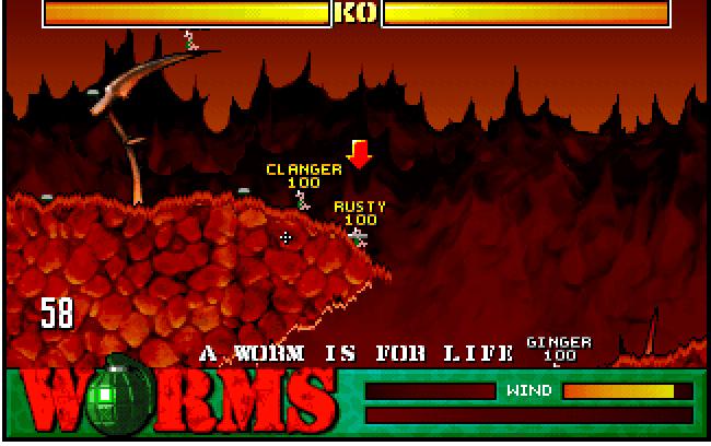 worms original