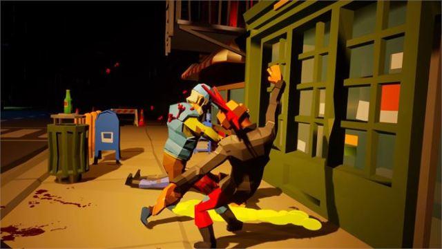 Drunken Fist Review