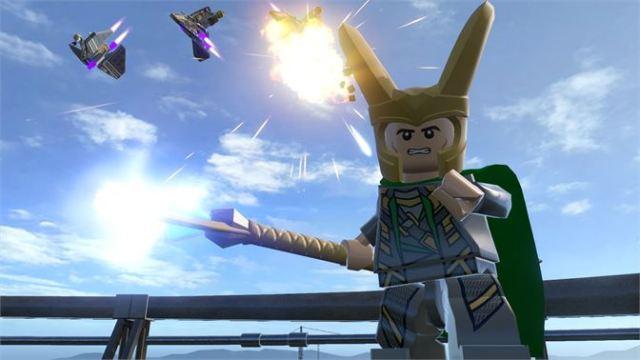 Lego Marvel's Avengers Xbox One