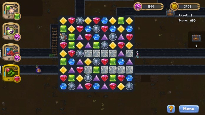 Caves and Castles: Underworld Review