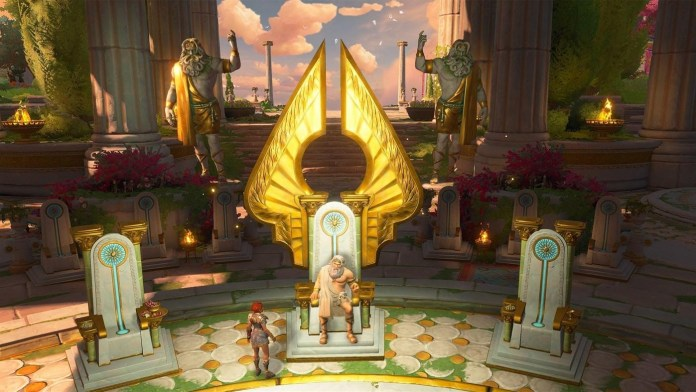 Immortals Fenyx Rising: A New God DLC