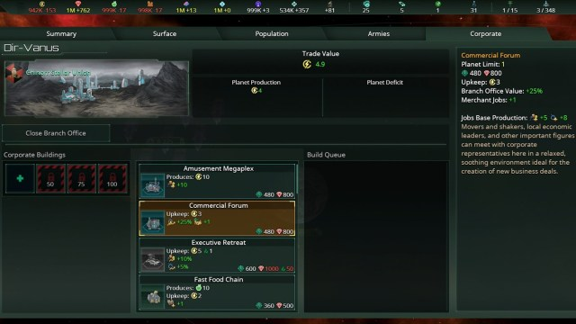 Stellaris: Console Edition - MegaCorp Review