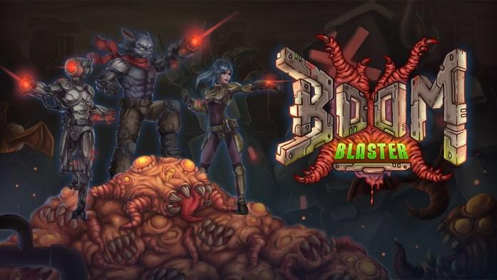 boom blaster xbox