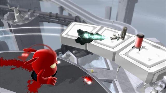 de Blob 2 Xbox 360