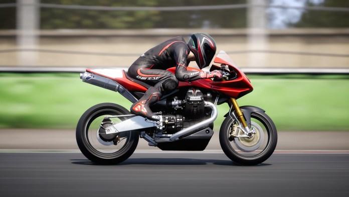 ride 4 italian style