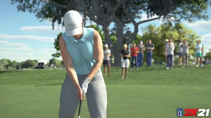 PGA TOUR 2K21 Clubhouse Pass S2 Titleist_1