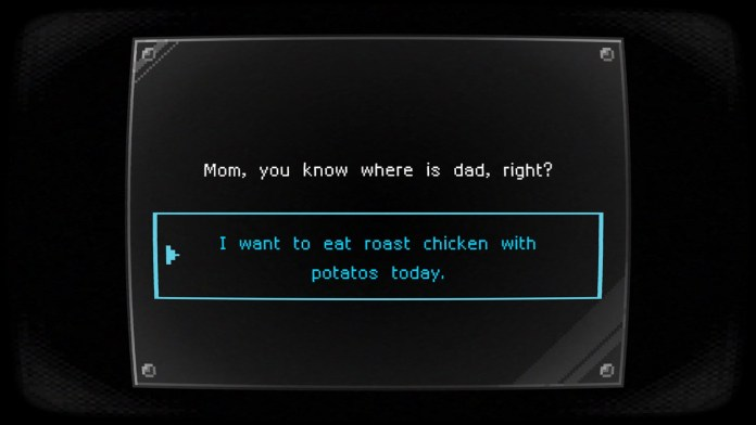 SELF: Where's my father Review