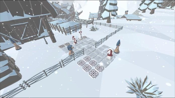 Chess Knights: Viking Lands